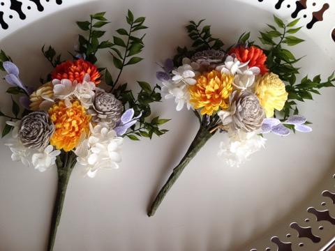 [仏花]お仏壇で使える綺麗なフラワーアレンジメント3