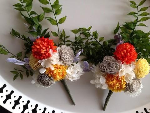 [仏花]お仏壇で使える綺麗なフラワーアレンジメント2