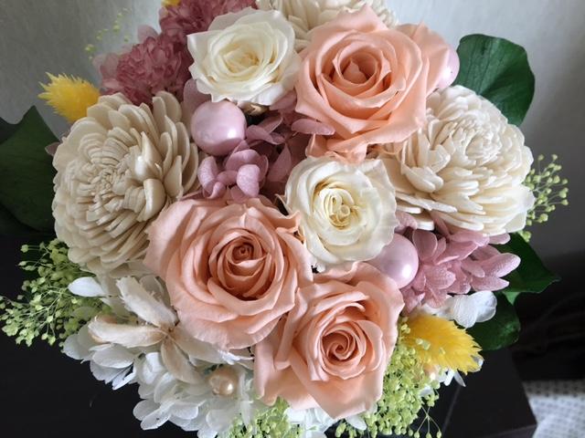 プリザーブドフラワー,仏壇,供花