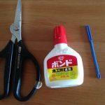 プリザーブドフラワーのアレンジメントに必要な道具